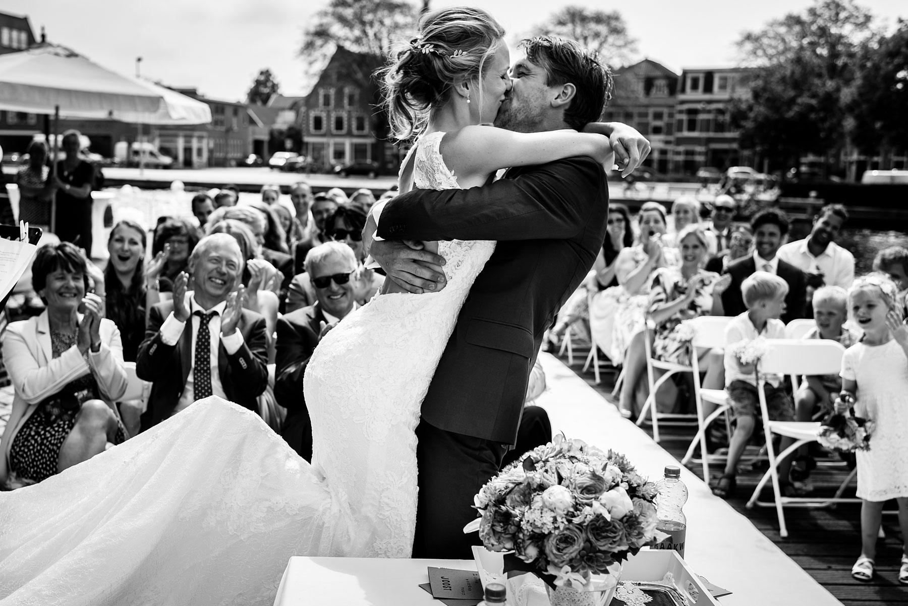 Linda Bouritius Photography journalistieke trouwfotografie Amersfoort