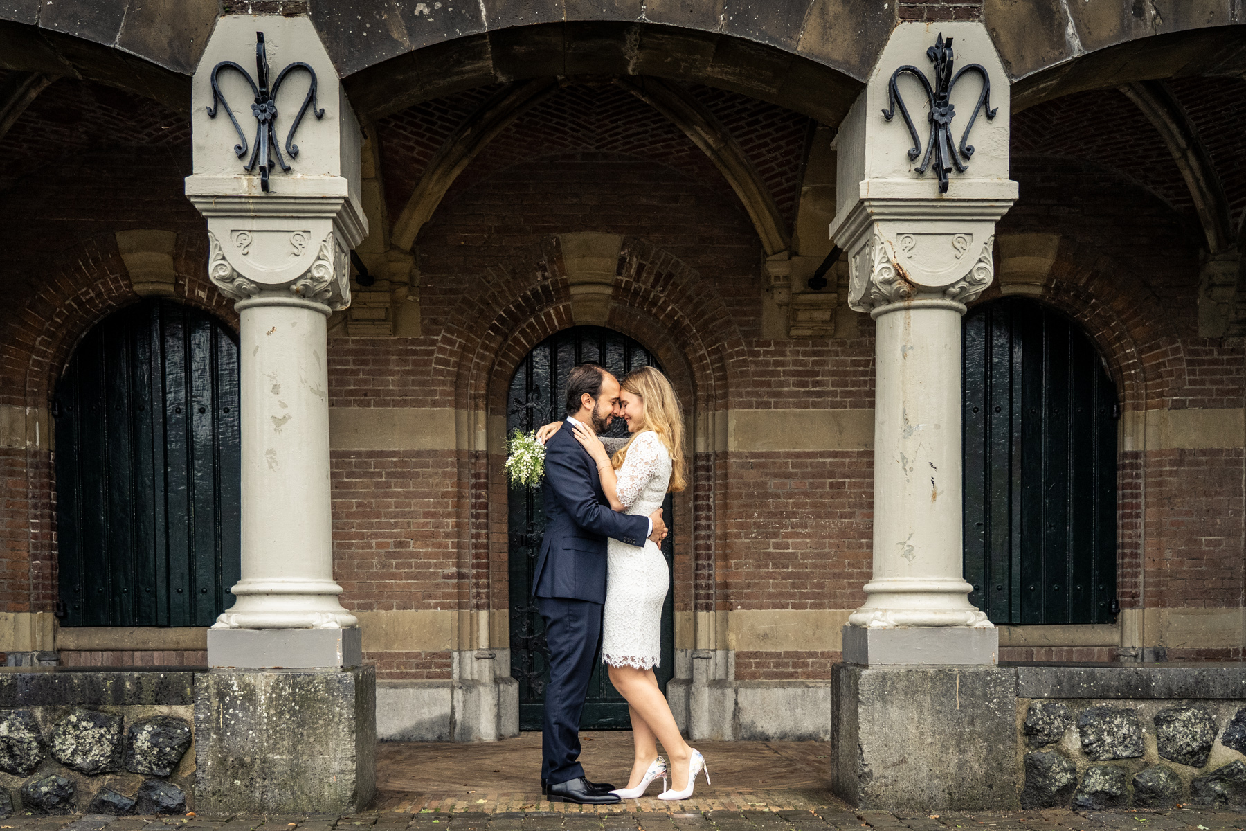 Sassen en Verstraaten klassieke trouwfotografie