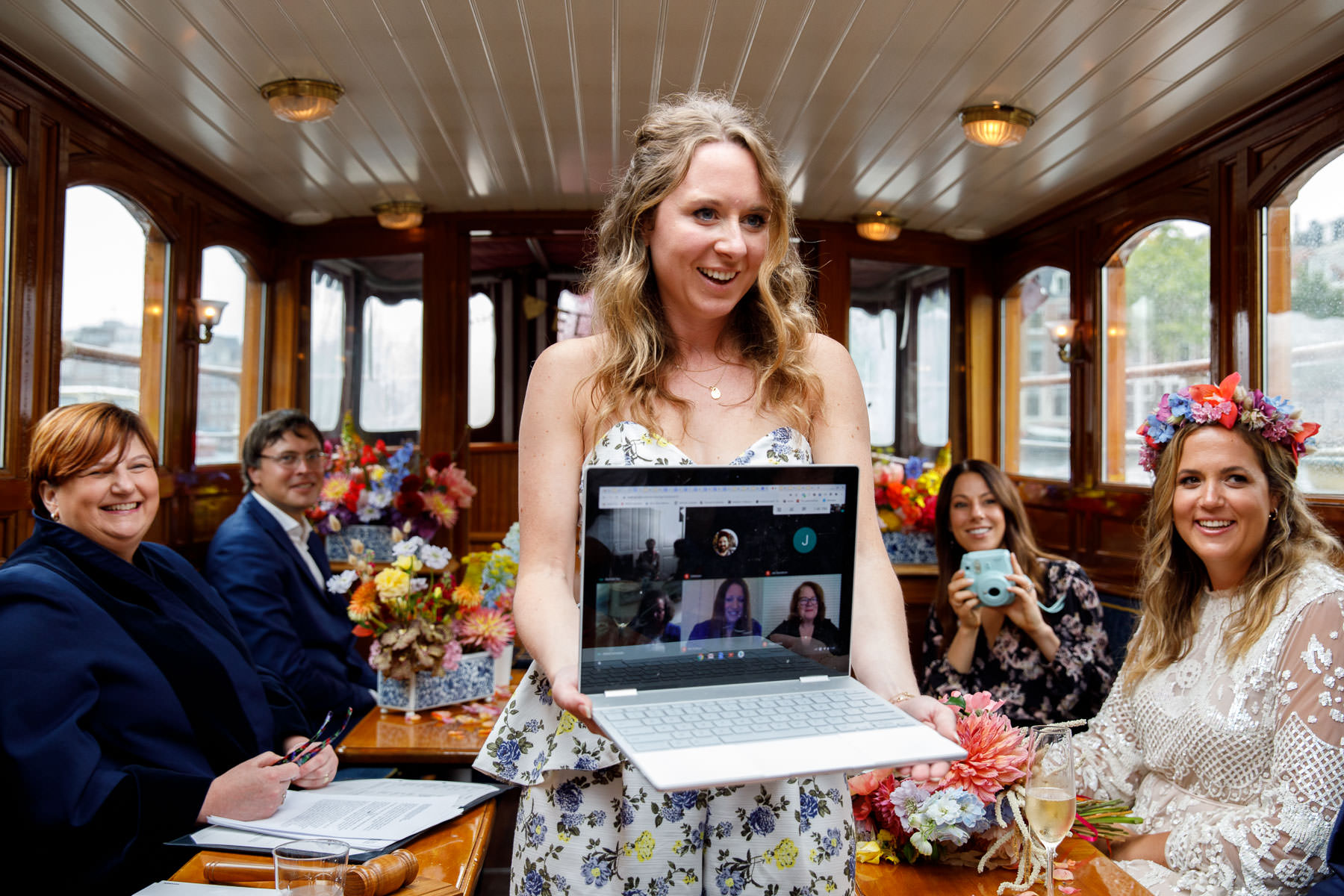 Trouwen in coronatijd | Coronabruiloft | Livestream bruiloft