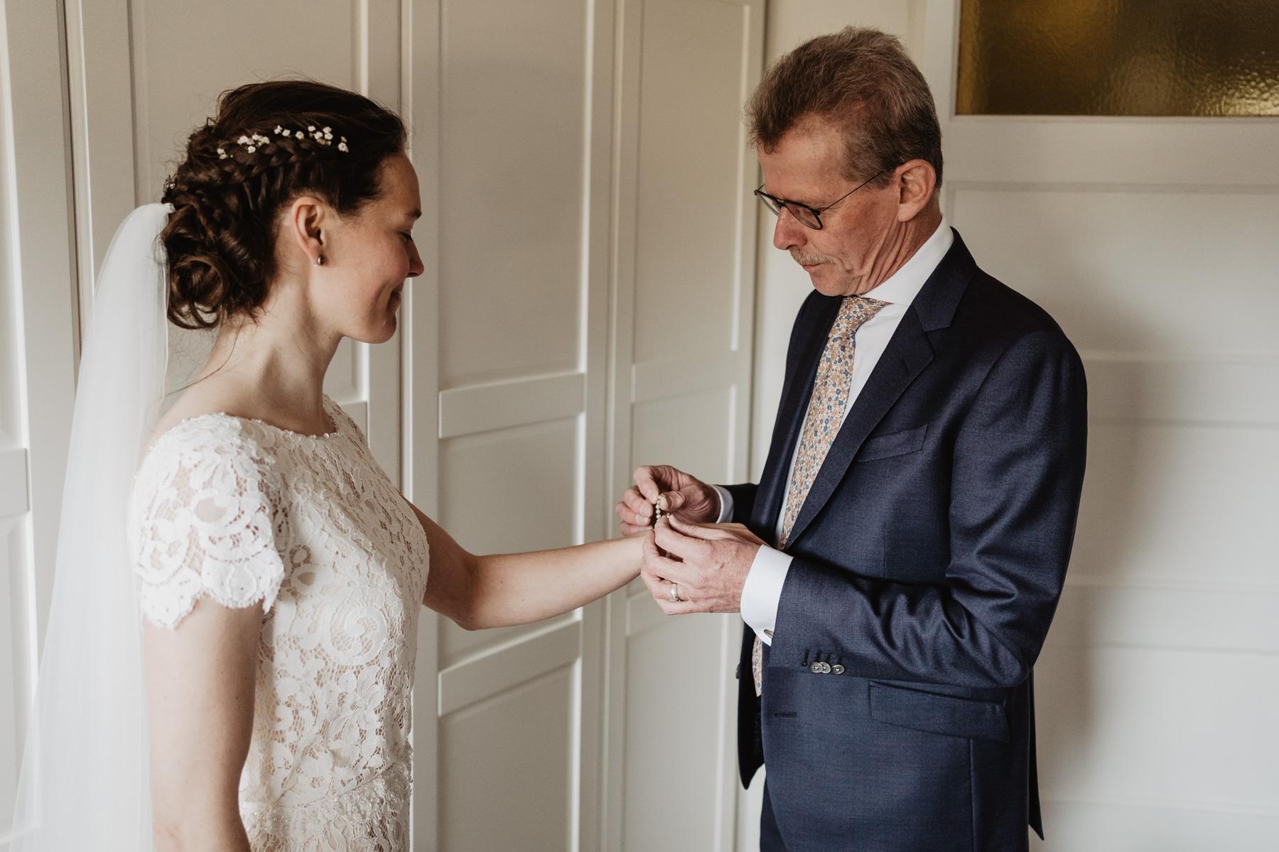 Vaders op bruiloften | Vaderdag | Vader van de bruid | Trouwfotograaf