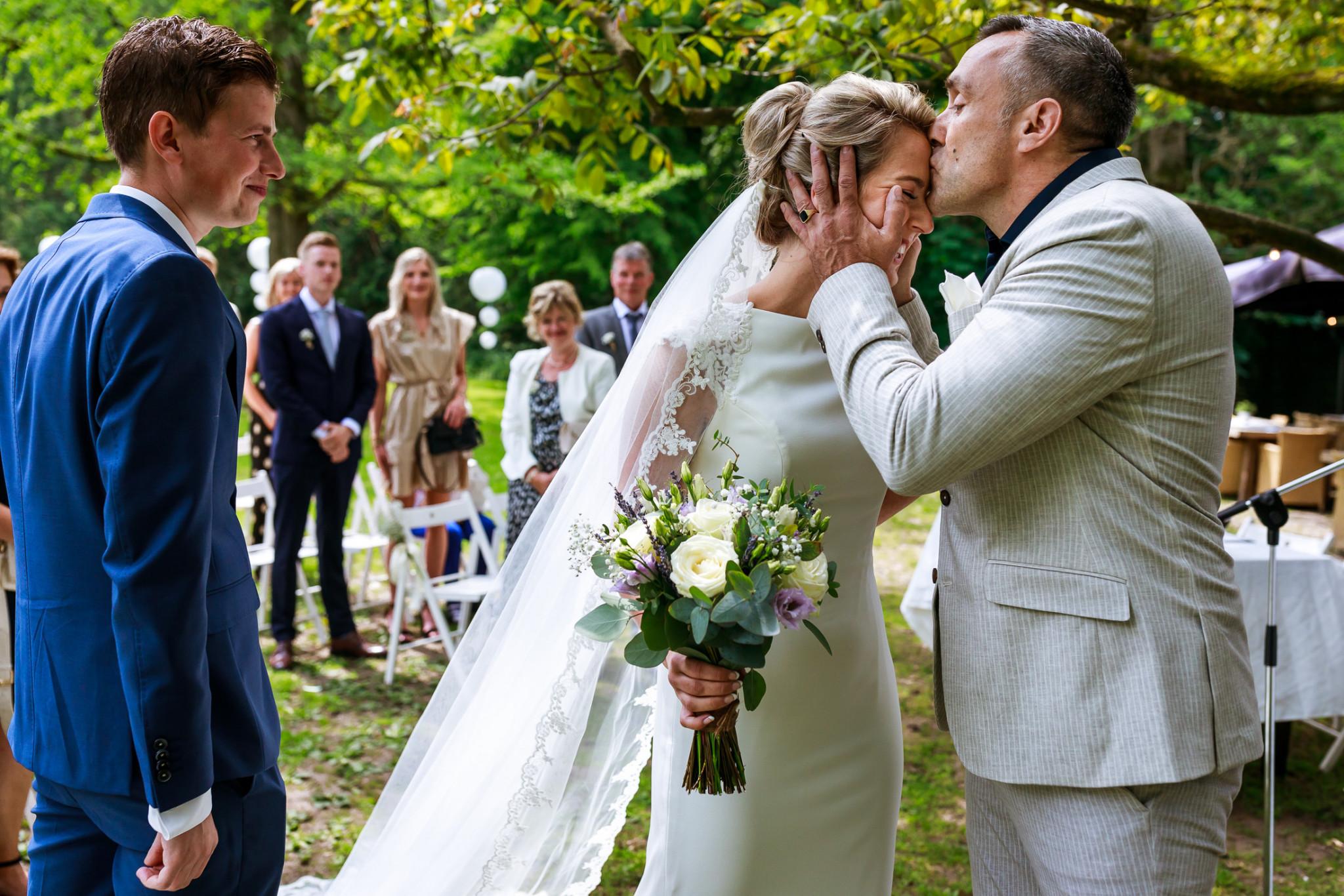 Vader van de bruid | Vaderdag | Weggeefmoment | trouwceremonie | Vaders op bruiloften